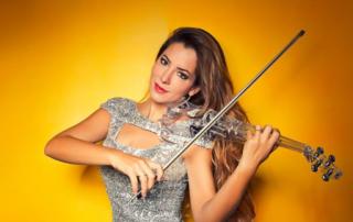 Entertainment options musicians violinist